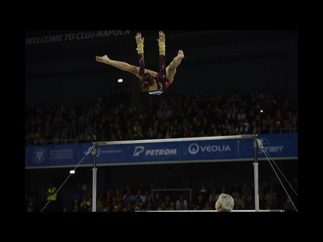 7-й личный чемпионат Европы (Клуж-Напока - 2017) – Разновысокие брусья / женщины
