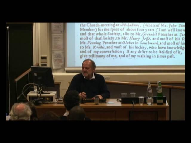 The Future of Languages - Professor Gunther Kress (Institute of Education, University of London)