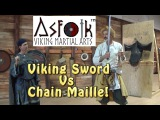 Thrand and Roland Warzechas Viking Sword Vs Historical Maille Trailer!
