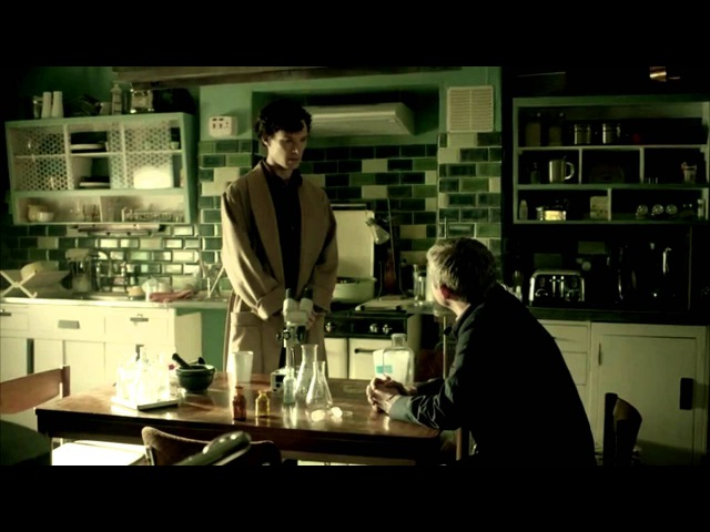 Sherlock BBC    The Best Man Speech.