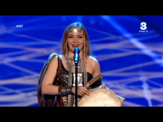 UUTAi. Shamanic music in Italian TV-show
