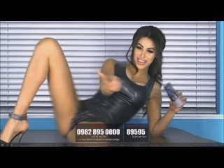 Babestation - Olivia Berzinc (Night Show) 25/02/2017
