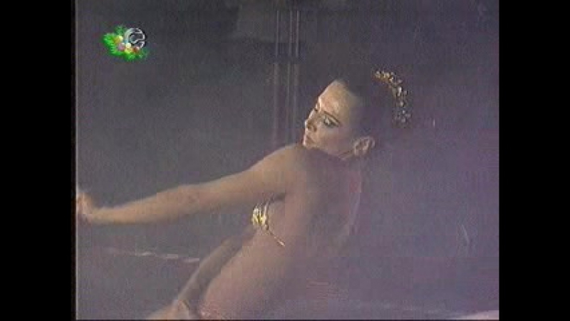 Адский цветок Нью Энжел Киев 2 е место Чемпионата Украины по стриптизу 2003