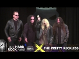 APMAs 2017 Best Hard Rock Band Winner- THE PRETTY RECKLESS
