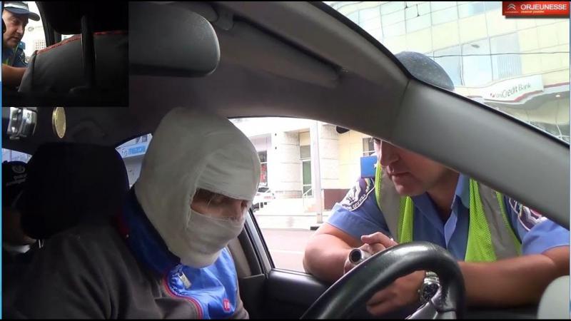 ГАИшник и Мумия / Police and mummy