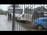 Массовый подвоз на 256 участок (школа №5 г. Богданович) 10.09.2017.