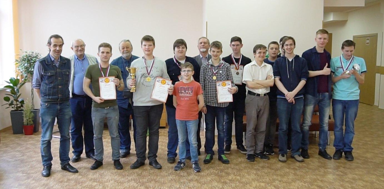 Участники чемпионата