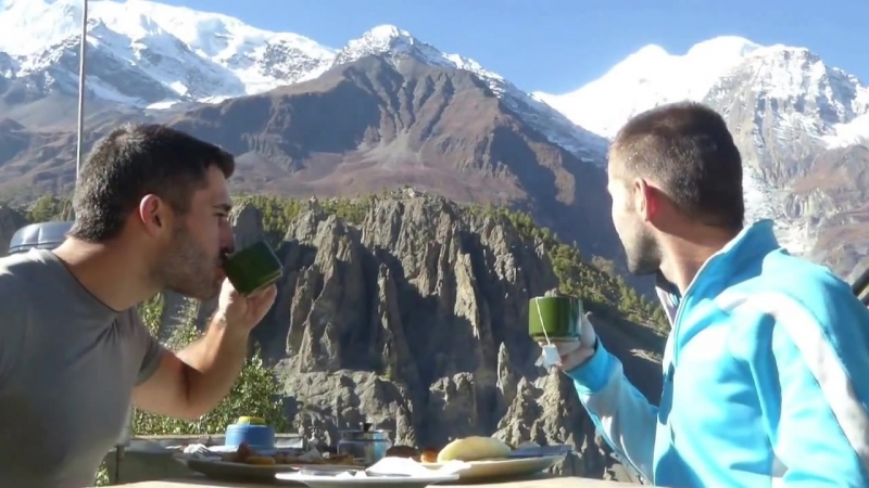 NEPAL- our travel video diary - Nomadic Boys