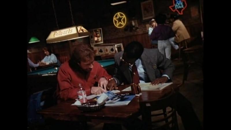 188. сериал Крутой Уокер: Правосудие по-техасски 1 сезон 1 серия из 3-х пилотных серий