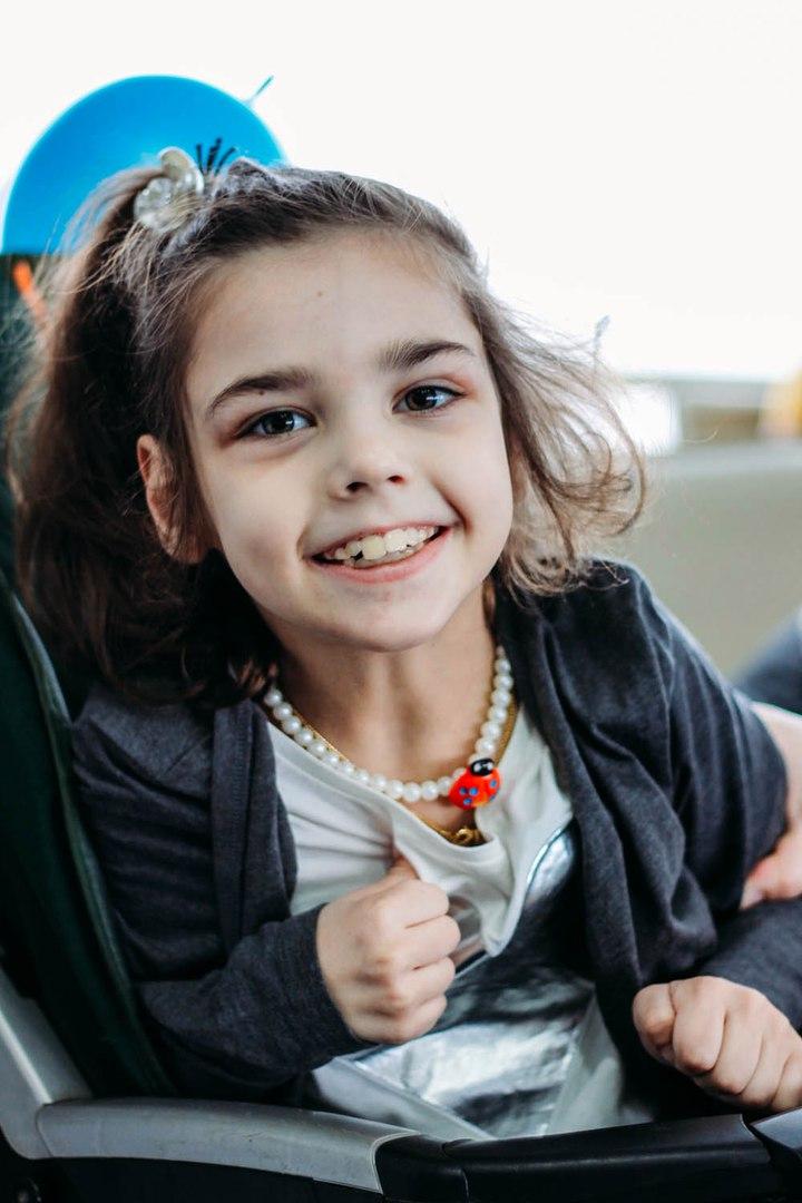 Праздник для детей-инвалидов