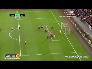 Сандерленд - Ливерпуль 1:2. Мане