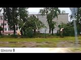 1035 Россия. Ураган. Дождь. Новгородская область, город Нижний Новгород. 1 июля 2017 ~ 8 июля 2017.