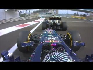 Classic: Гран-При Абу-Даби (2012) - Себастьян Феттель OnBoard | 720 HD
