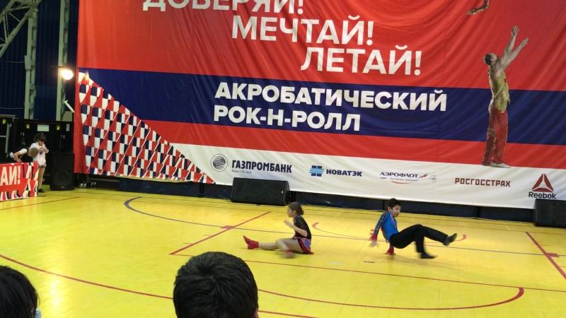11.03.17 Валерьянов Андрей и Опаренко Анастасия