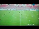 В Венесуэле команды провели минуту молчания после стартового ввода мяча в игру (VHS Video)