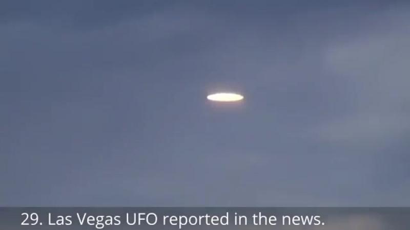 2016年30個高清外星人UFO遭相機拍到,懷疑的人現在相信嗎?