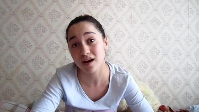 Девочка отлично имитирует все акценты _ чеченский, армянский, балкарский, русски
