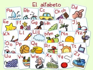 The alphabet - ¡El alfabeto! - Calico Spanish Songs for Kids