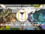 CCAA Gaming Torradas #Zenyatta Comp SR 2159 - Team Games! (Gawd I Hope)