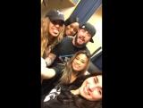 14 мая 2017: Fifth Harmony за кулисами «EndFest» в Вест-Сакраменто, штат Калифорния, США.