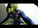 ОН БОРД ВСЯ ГОНКА Valentino Rossi Gran Premio Argentina Гонка