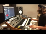 MXXWLL  First day with the Moog Sub 37