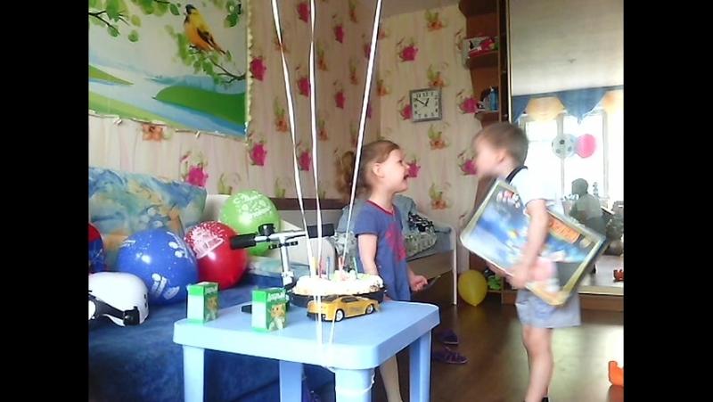 С Днём Рождения!)