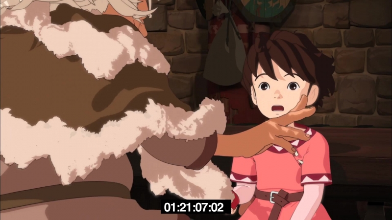 Making of English dub for Ronja the Robbers Daughter-HD