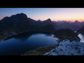 Норвегия - безумно красивая страна, с великолепной природой. 😉