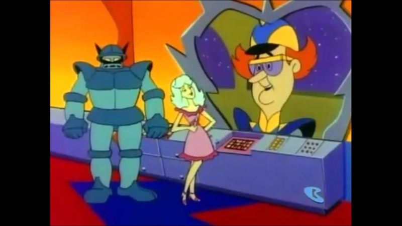 Yogis Space Race - 1x06 - The Mizar Marathon - The Dopey Defenders - The Missing Bank (1978)