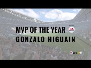 Гонсало Игуаина - MVP сезона!