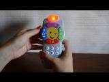 Видео обзоры игрушек - Телефон