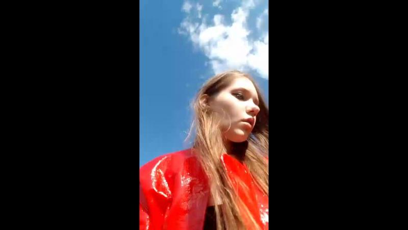 Дарья Божий - Live