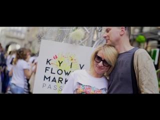 KYIV FLOWER MARKET for nims   #nimses