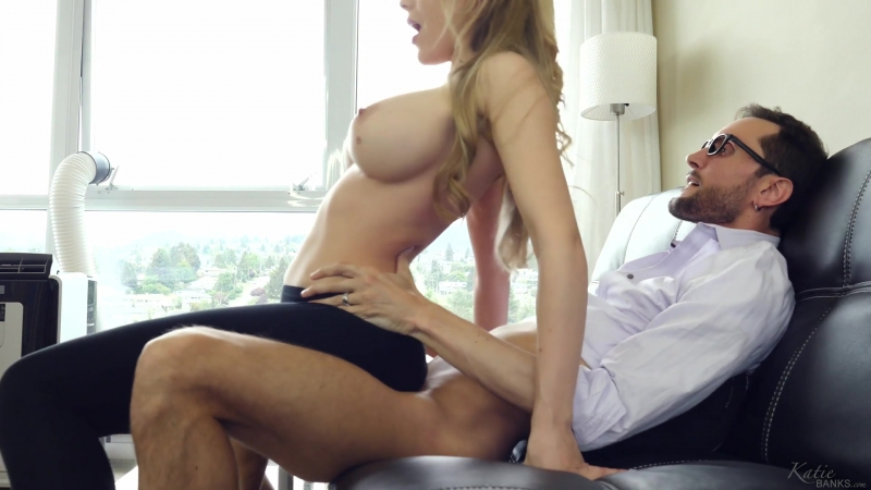 Katie Banks Blowjob Big Tits sex porno, HD720