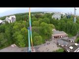 Парк Диво-остров Санкт-Петербург, аттракцион Бустер