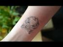 Маленькая татуировка (Tattooist Banul)