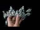 054 корона и серьги ручной работы от Albyshka Alekseeva