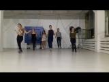 Choreo by Andrew  Open Class  Jah Khalib - Давай улетим далеко