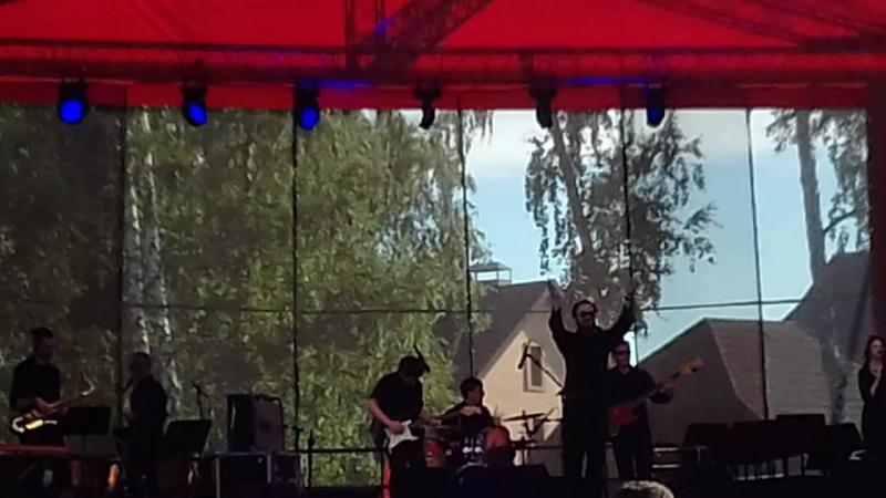 Блюз-роковый ансамбль из Екатеринбурга