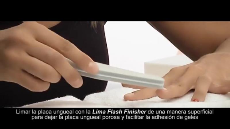 Esmaltado semi permanente de uñas On-Off - Thuya Professional Line