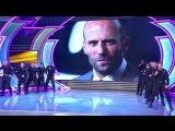Подъем - Музыкальный фристайл (КВН Премьер лига 2017. Вторая 1/4 финала)