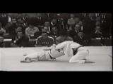 Исторические кадры японского дзюдо