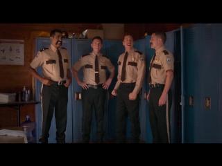 ENG   Тизер фильма «Супер полицейские 2 — Super Troopers 2». 2017.