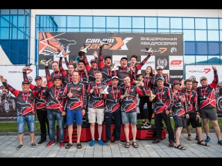 2017 Can-Am X Race 2 этап: СУ7-8, награждение