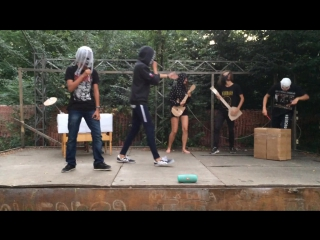 Slipknot-liberate 2017 live