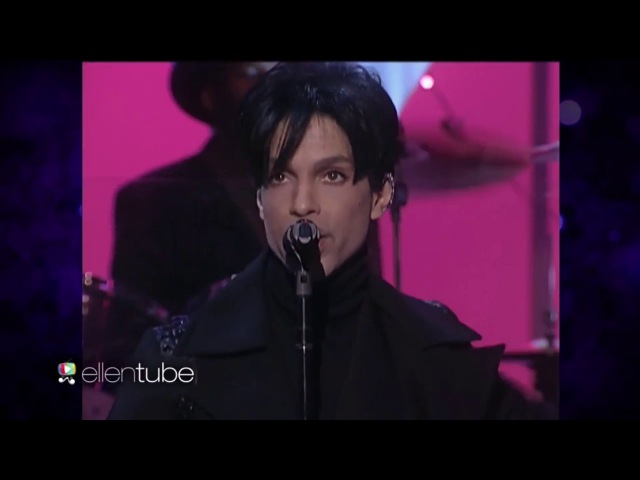 Prince - KISS Live with NPG at Ellen Show03 - Awsome Epic Performance