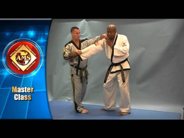 Yin and Yang Hapkido Drills