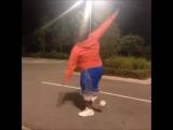 Как я танцую под ATL