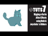 TnT Tuts - #7 - Rigging a Cat in After Effects using Duik and Joysticks n Sliders